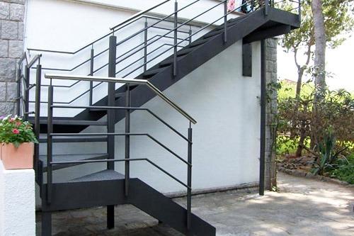 escaleras metálicas para casa