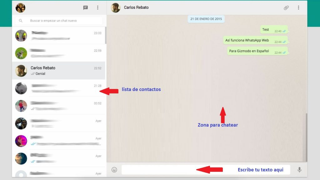 como instalar whatsapp en pc totalmente gratis