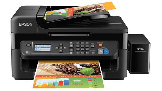 Tinta para impresora Epson 022