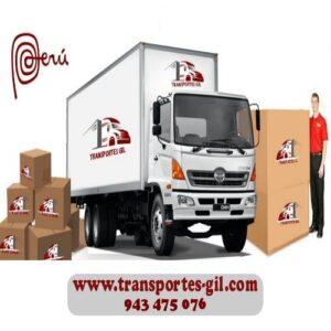 transporte de carga en lima