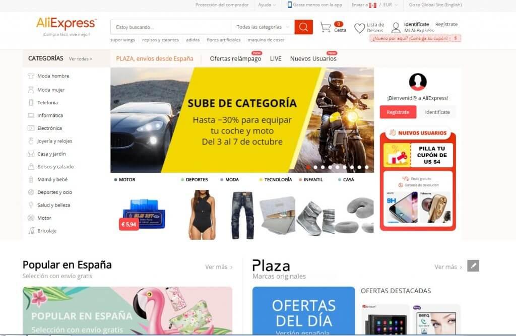 Como comprar en Aliexpress desde Perú 2019