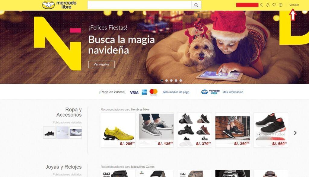 como publicar en mercado libre Perú gratis