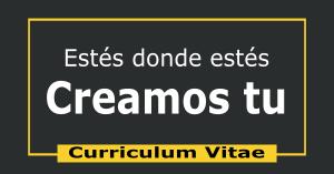 Redactamos tu Curriculum Vitae