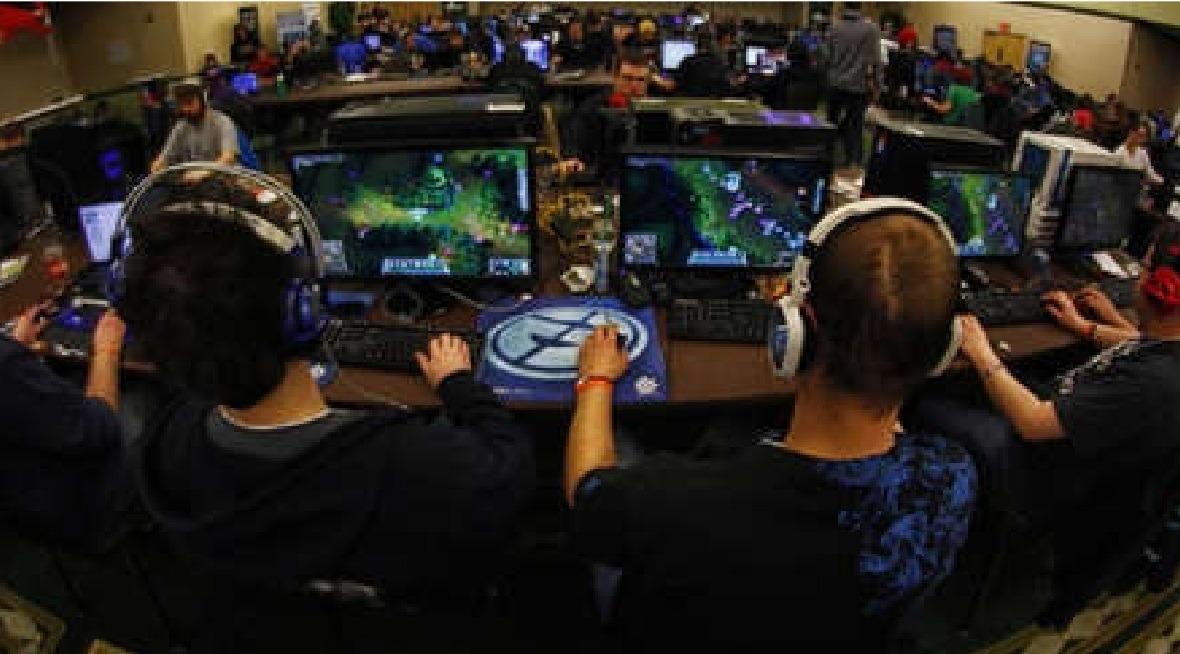 Cabinas de Internet Gamer en Lima