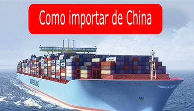 Como importar de china